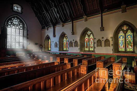 Adrian Evans - Welsh Church