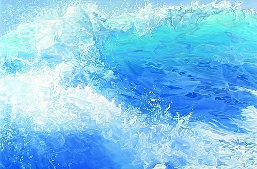 Wet Violet by Carina Mascarelli