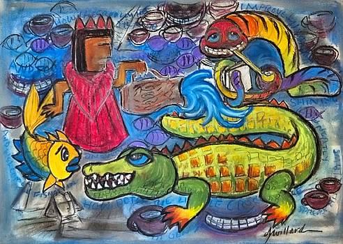 What A Croc by Deborah Willard
