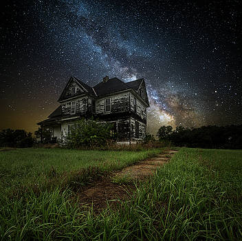 What Once Was by Aaron J Groen