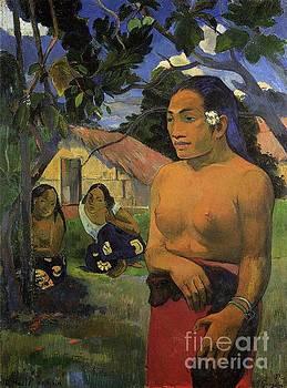 Gauguin - Where Are You Going