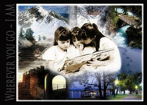 Wherever you go, I AM by Lorna Rande