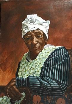Mrs. Lucy B. Irby by Bill Dowdy