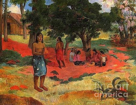 Gauguin - Whispered Words
