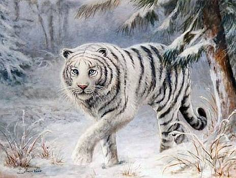 White Tiger by Sharon Weaver