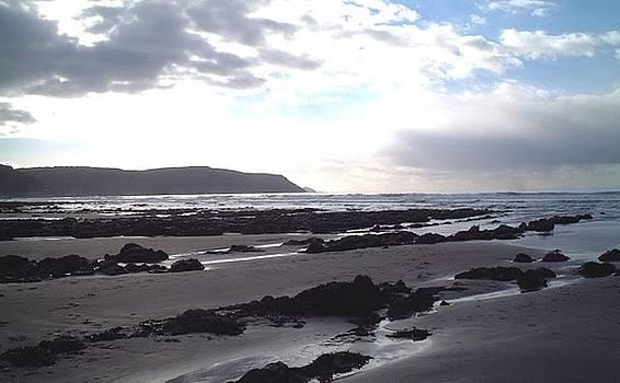 Widemouth Bay by Richard Heath