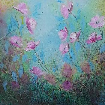 Wild Poppies by Shirley Lennon