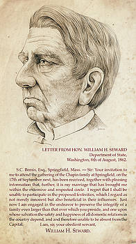 William Seward by Greg Joens