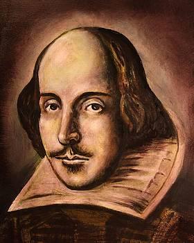 William Shakespeare by Doug Norton