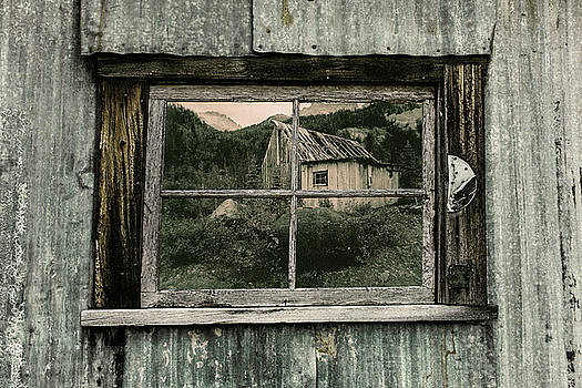 Window of the Past 2017 by Fred Denner