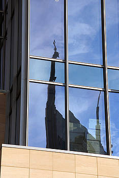 Susanne Van Hulst - Window Reflections