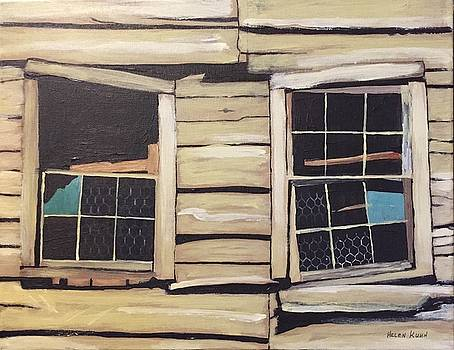 Windows by Helen Kuhn