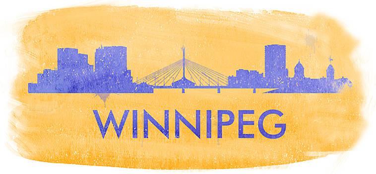 Vyacheslav Isaev - Winnipeg city skyline