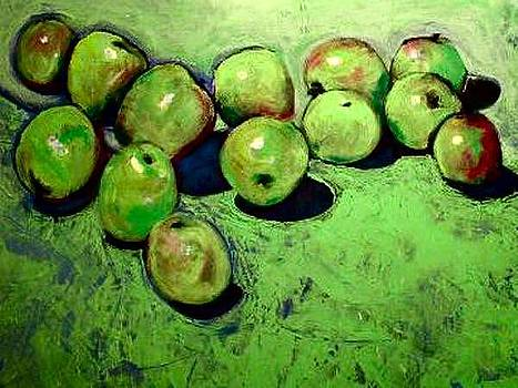 Winter Apples by Dominic Fetherston