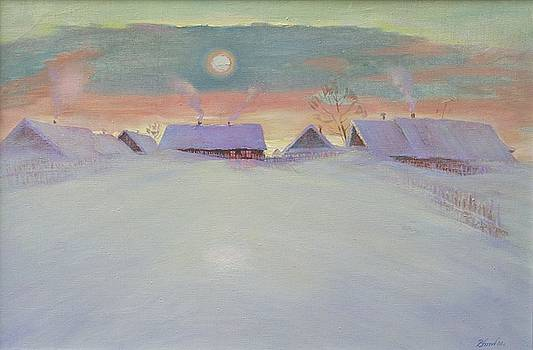 Winter by Vlad Ovchin