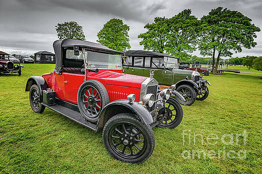 Wolseley Classic Car by Adrian Evans
