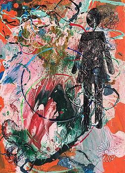 Woman Emerging by Laura Pierre-Louis