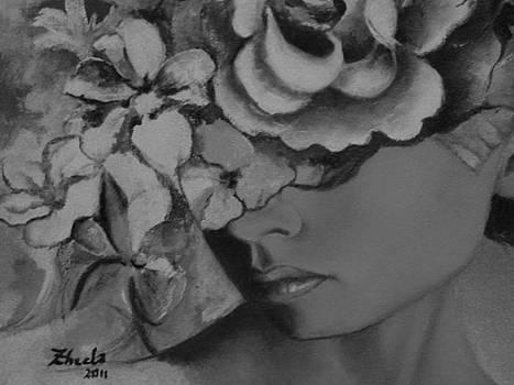 Woman by Zheela Ahsan