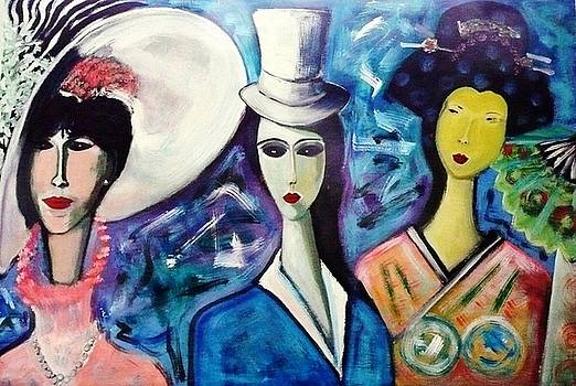 Women by Sandro Sabatini