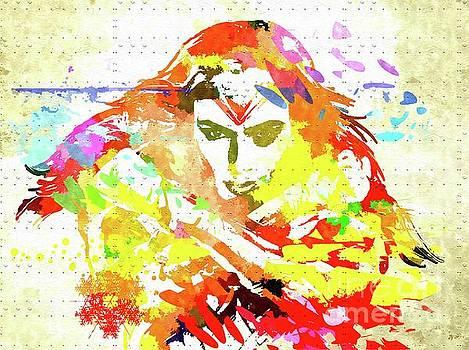 Wonder Woman by Daniel Janda