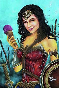 Wonder Woman by Michael Vanderhoof