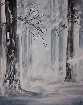 Wood Spirits by Joanna Deritis