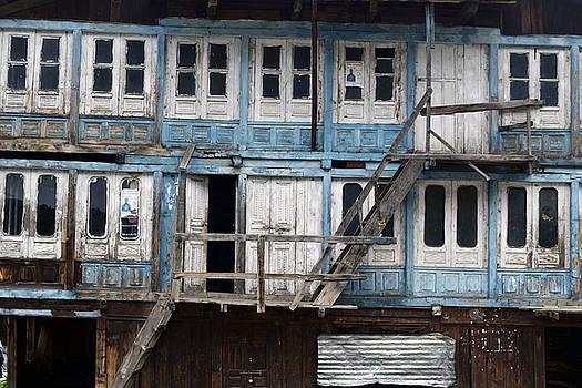 Sumit Mehndiratta - Wooden hut