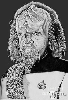 Worf by Bill Richards