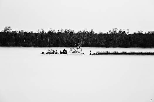 Scott Pellegrin - Working the River