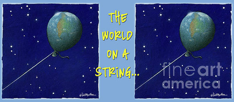 Will Bullas - world on a string...