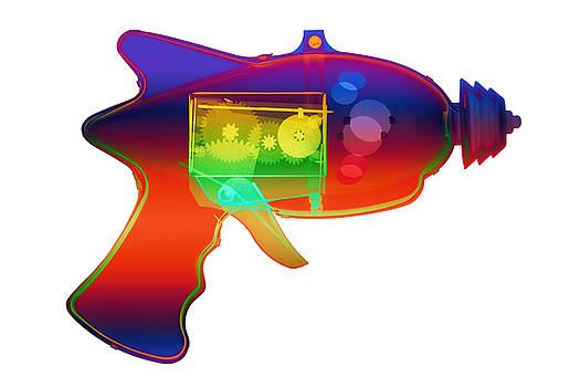 Roy Livingston - X-ray Ray Gun #2