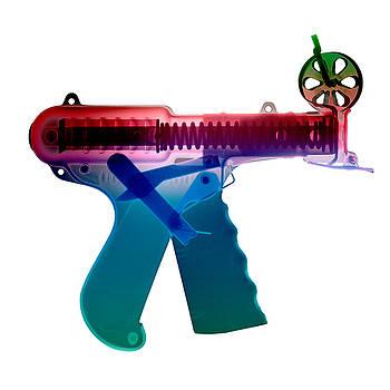 X-ray Ray Gun #5 by Roy Livingston