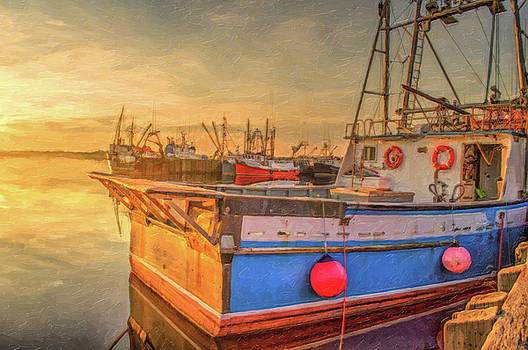 Garvin Hunter - Yarmouth Harbour