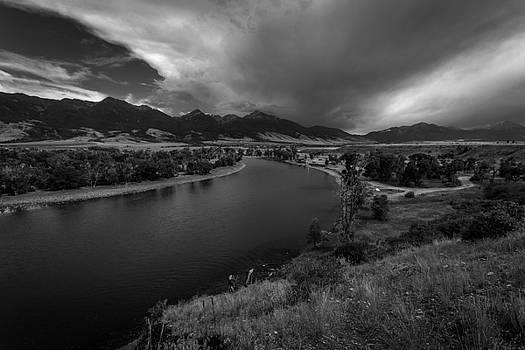 Rick Strobaugh - Yellowstone River Camp