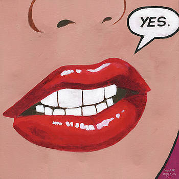 Yes by Randal Huiskens