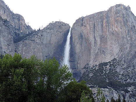Yosemite Falls 2 by Eric Forster