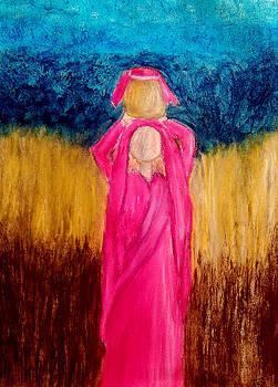 Ayasha Loya - Young Girl Giving Prayer