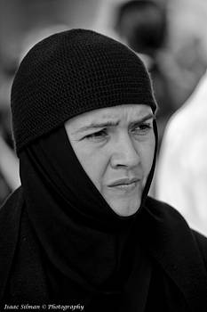 Isaac Silman - young Orthodox  nun..