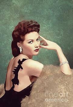 Mary Bassett - Yvonne De Carlo, Hollywood Legend