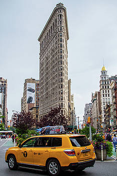 Flatiron Building by Robert J Caputo