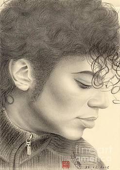 Michael Jackson #Four by Eliza Lo