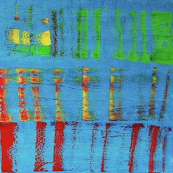 Mir Abstrakci by Luba Ivanova