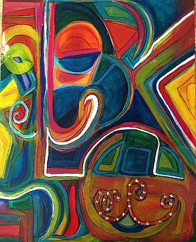 Africa #2 by Kathy Othon