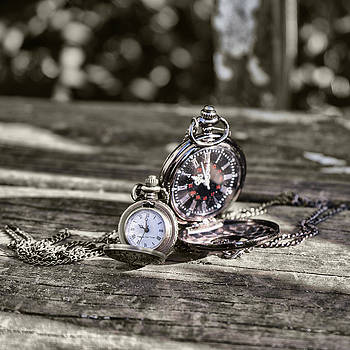 Sharon Popek - 10 Oclock Pocketwatch