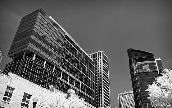 Pittsburgh Infrared Architecture by Steve Konya II