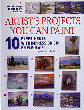 10 Projects you Can Paint En Plein Air zzz by Betty Jean Billups