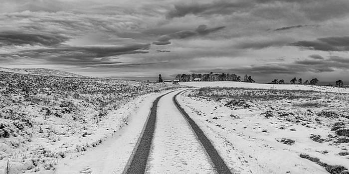Jeremy Lavender Photography - Winter Wonderland in Central Scotland