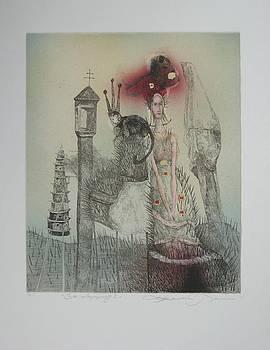 100 Years of Loneliness by Katarina VAVROVA