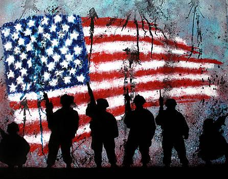 101st Airborne - Afghanistan by Kim Lentz