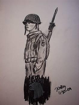 101st Airborne WWII by John DeRoy